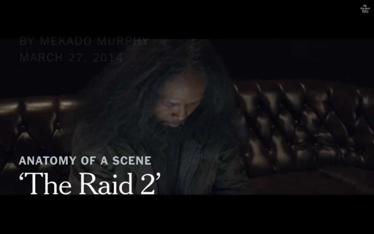 The Raid 2 movie anatomy of a scene - screen shot 1 - Commercial ...