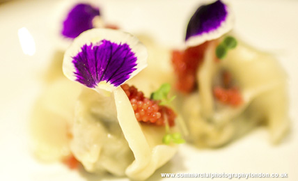 Asian food photographer London photo icon.